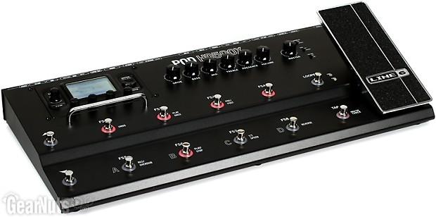 line 6 pod hd500x guitar multi effects floor processor reverb. Black Bedroom Furniture Sets. Home Design Ideas