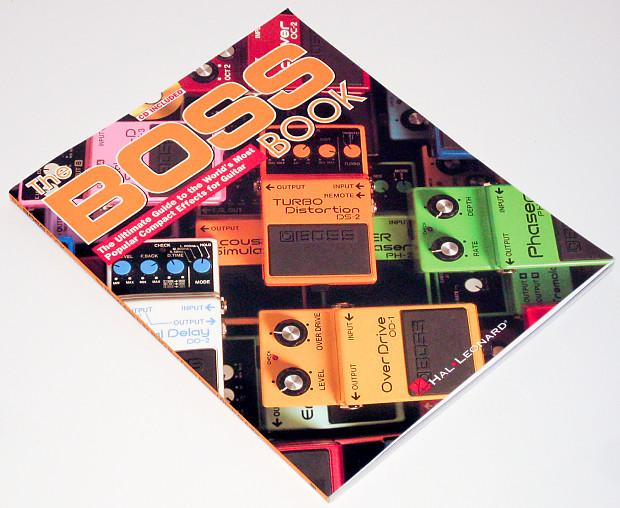 Effects boss book guitar guide