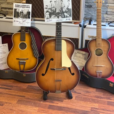 Gallotone  Zenith Egmond BEATLE ERA  FIRST INSTRUMENTS PACK  1950's for sale