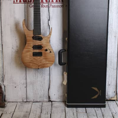 Dean USA RC7 Electric Guitar 7 String PLAYED BY Rusty Cooley with Case and COA