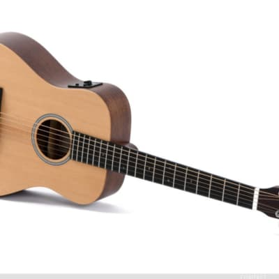 Sigma TM-12E Travel Size Electro Acoustic Natural for sale