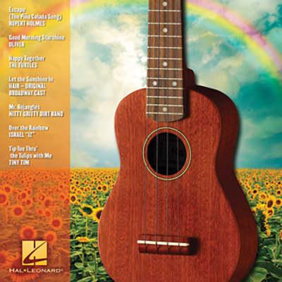 Hal Leonard Ukulele Play Along Vol. 29 - Over The Rainbow Book