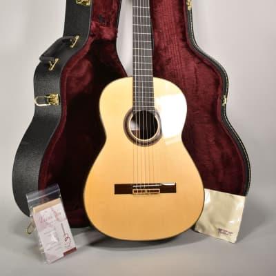 2020 Otto Vowinkel 3A Cedar Top Classical Guitar w/OHSC for sale