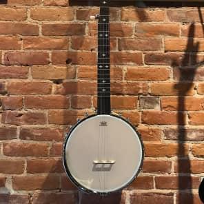 Gold Tone MM-150 White Ladye Maple Mountain Openback 5-String Banjo