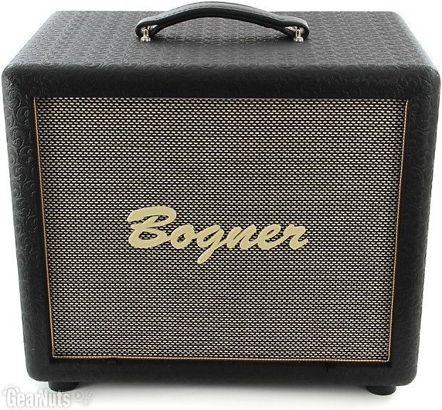 Bogner 112cp 1x12 closed ported cube extension cabinet for Extension cube