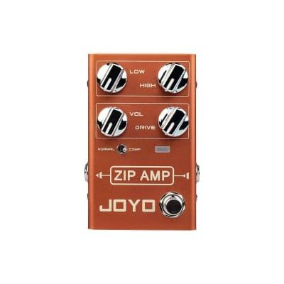 Joyo R-04 Revolution Series Zip Amp Overdrive/Compressor Pedal - Jam Music Instruments for sale