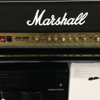 Marshall JCM2000 Dual Super Lead 100 Head