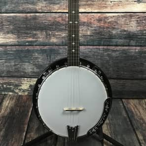 Gold Tone CC-50RP Cripple Creek Resonator 5-String Banjo w/ Planetary Tuners w/ SMP+ Pickup (Left-Handed)