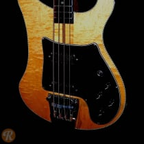 Rickenbacker 4002 1975 Mapleglo image