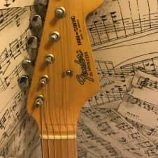 Fender Duo-Sonic 1993 Black