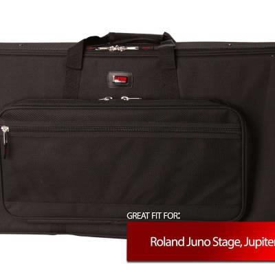Gator Cases Keyboard EPS Foam Case for Roland Juno Stage, Jupiter-80, Jupiter-50
