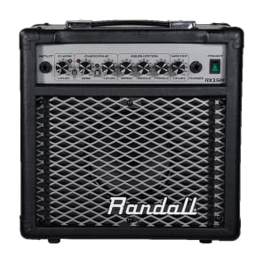"Randall RX15M 2-Channel 12-Watt 1x6.5"" Guitar Practice Amp"