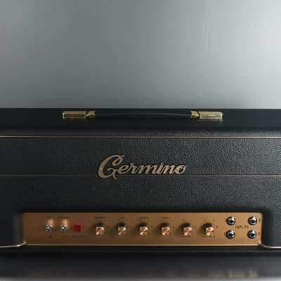 2019 Germino Club 40 Master Volume Tube Rectified Option Black Tolex for sale