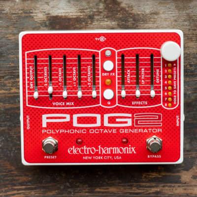 Electro-Harmonix POG 2 Octave Generator