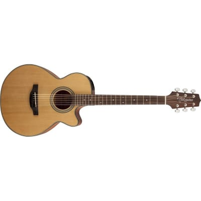 Takamine GF15CE FXC Grand Concert Electro Acoustic, Natural for sale