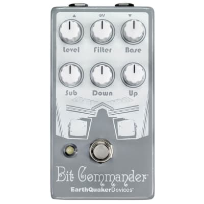 Earthquaker Devices Bit Commander™ Analog Octave Synth for sale