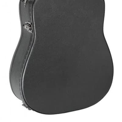 Kaces Hardshell Guitar Case - Dreadnought, KHA-FT1