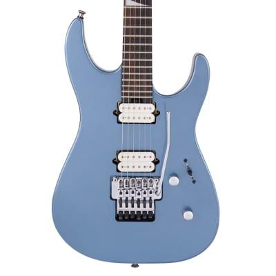Jackson MJ Series Dinky DKR Ebony Fingerboard Ice Blue Metallic