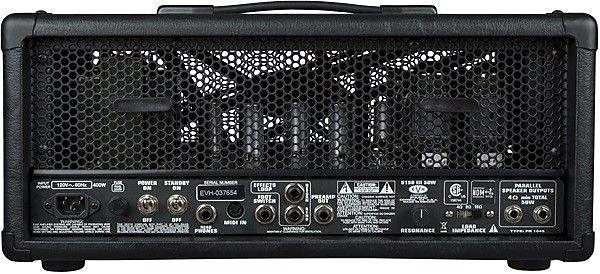 evh 5150 iii 50 watt 6l6 guitar amplifier head black reverb. Black Bedroom Furniture Sets. Home Design Ideas