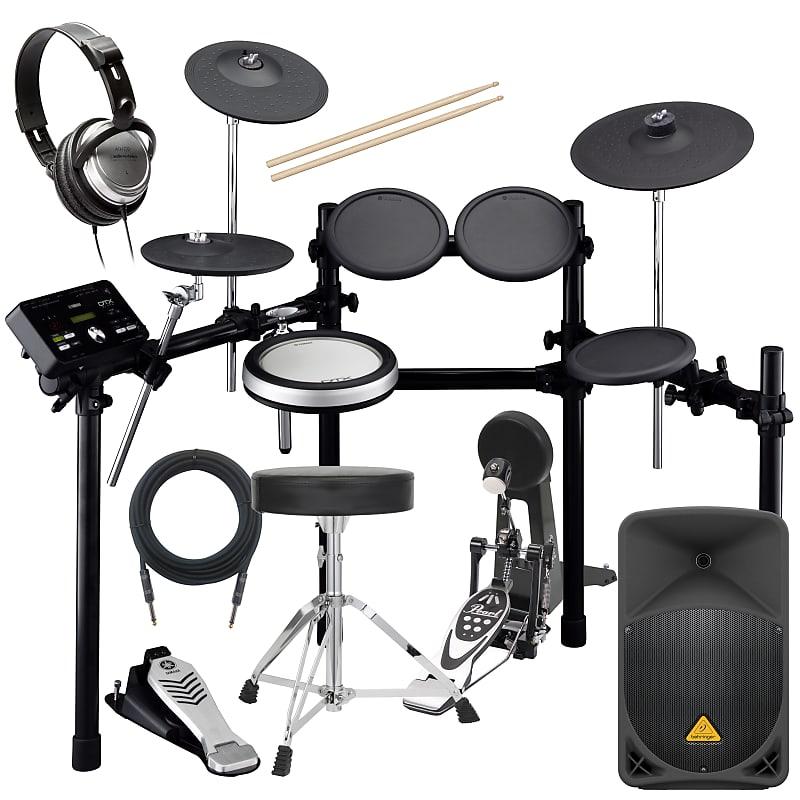 Yamaha DTX522K Electronic Drum Set COMPLETE DRUM BUNDLE