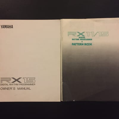 Yamaha RX 11/15