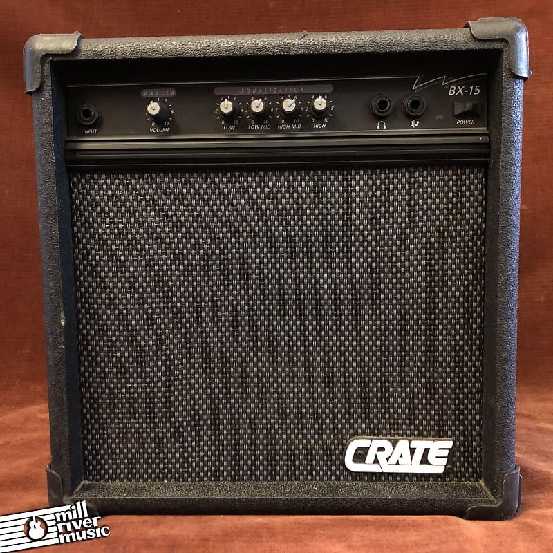 Crate BX-15 12W 1x8