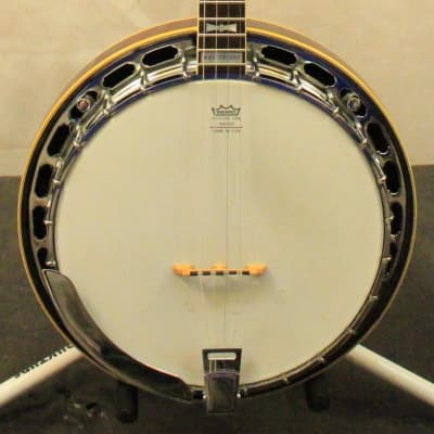 Used Gibson Mastertone Tenor Banjo TB-250 1962 Sunburst w/Vint. Case for sale