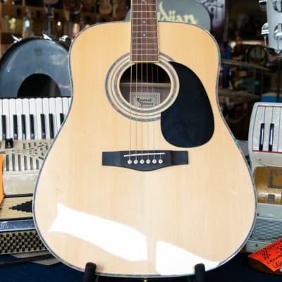 Revival Rg-12 Spruce Black Walnut Dreadnaught Guitar for sale