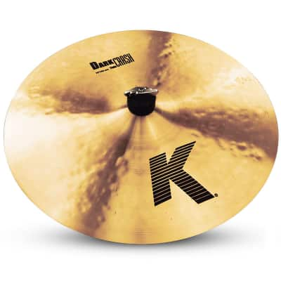 "Zildjian 16"" K Series Dark Thin Crash Cymbal"