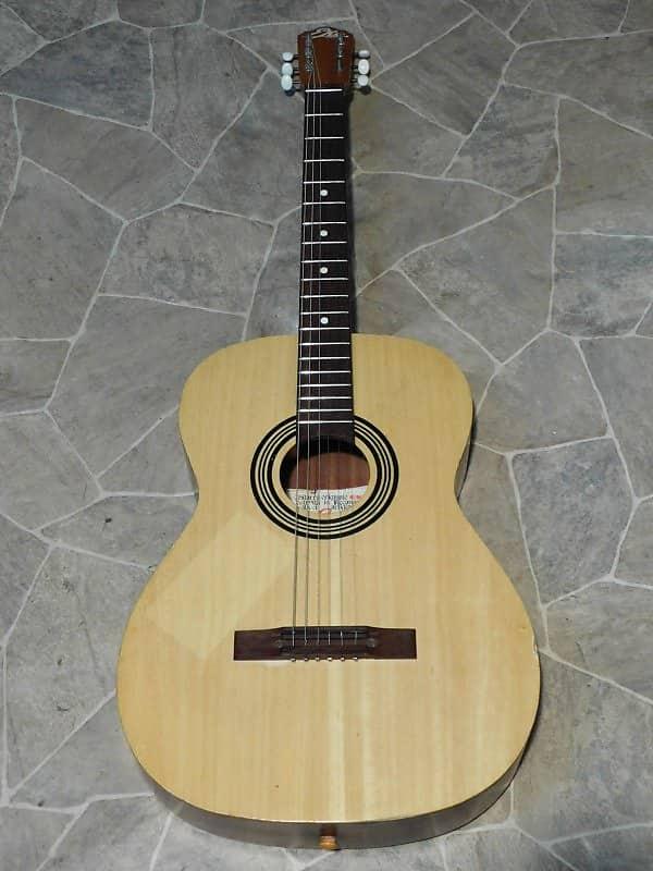 vintage Eko mod. V 6string Blues flattop Gitarre guitar Recananti Italia 1960` image
