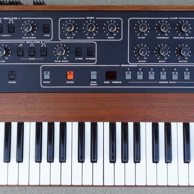 Sequential Circuits Prophet-5 Rev 3.3 w/Midi - Analog Polyphonic Synthesizer - ORIGINAL
