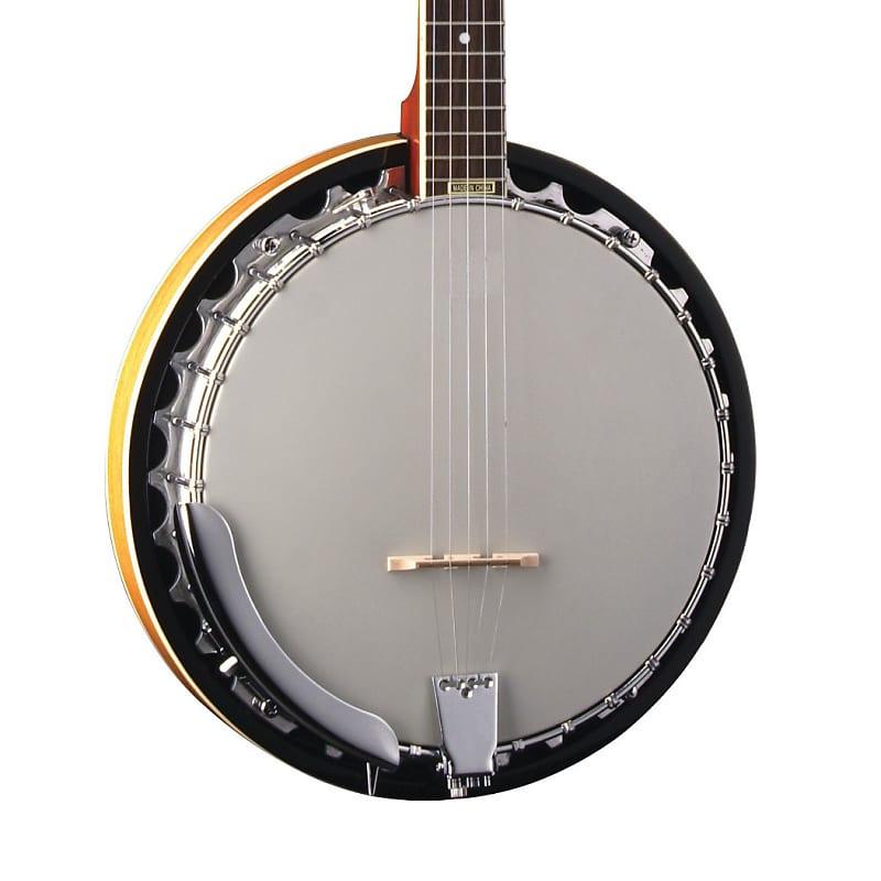 Washburn Americana B9 5-string Resonator Banjo Mahogany