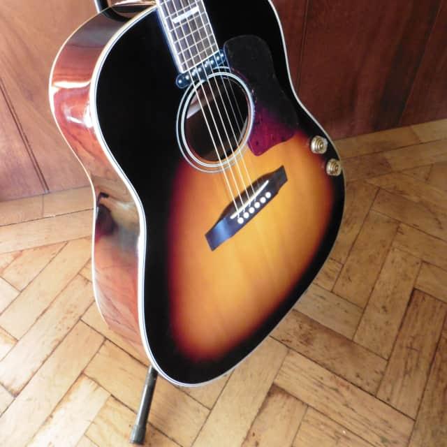 Rare Tokai TJ65E-VS 2000s Vintage Sunburst image