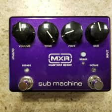 MXR Submachine 2016