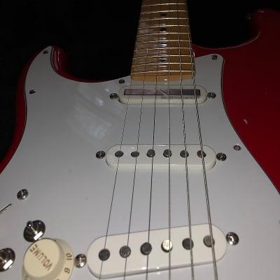 Fender Stratocaster 2011 Bueatifull Red Torino