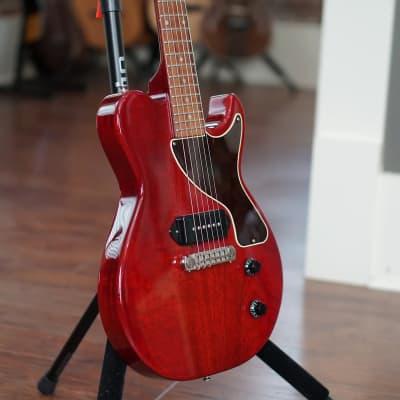 Gustavsson Bluesmaster Jr MASTERBUILT Les Paul Jr Killer! for sale