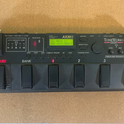 Korg AX30G Multi Effects Pedal for sale