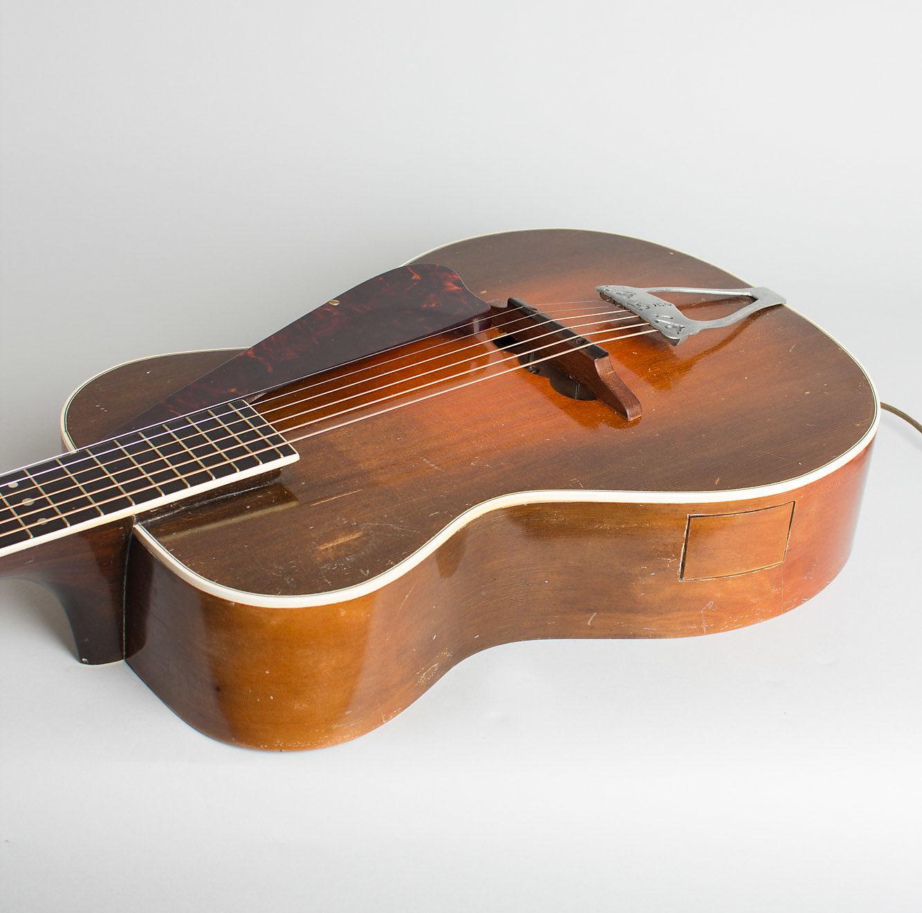 Vivi-Tone  Acoustic-Electric Guitar (1933), ser. #263.