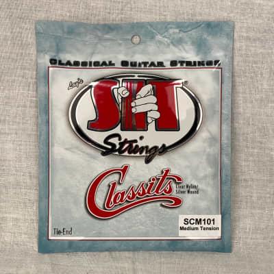 SIT SCM101 Medium Tension Classical Strings Tie End