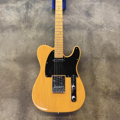 Fender Fender American Deluxe Telecaster Ash 2005 Butterscotch for sale