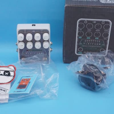 Electro-Harmonix Platform Stereo Compressor / Limiter w/Original Box | Fast Shipping!