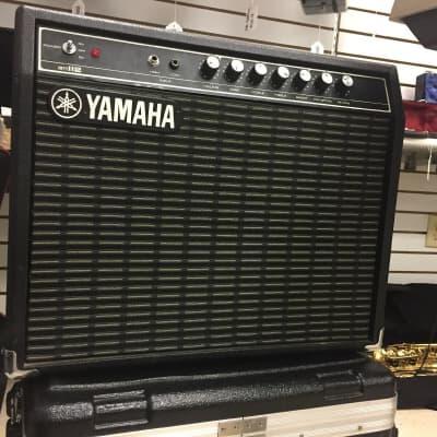 Yamaha Fifty 112 (G50-112 Original Version) Combo Amplifier - 50 Watt Guitar Amplifier