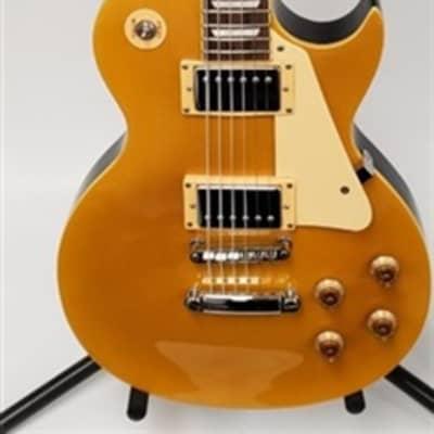 Eleca Single Cut Style Blond Electric Guitar for sale