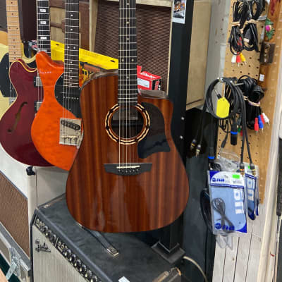 Garrison custom crafted acoustic guitar  Acoustic cutaway  1990s for sale