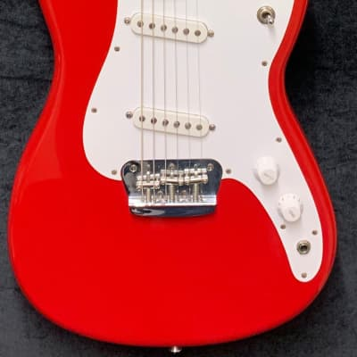 Fender Duo-Sonic 1997/98 Red for sale