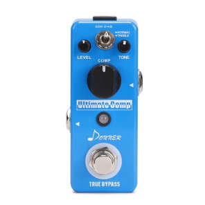 Donner Ultimate Comp Compressor True Bypass Free Shipping