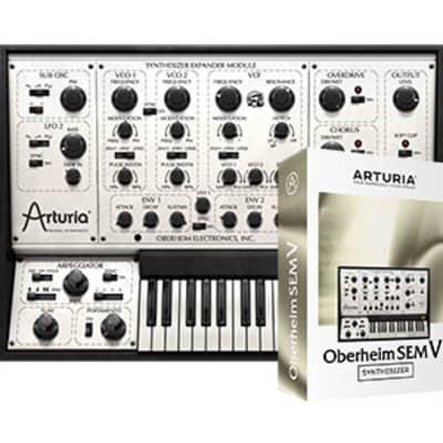 Arturia SEM V2 License