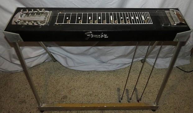 fender 10 string 3 pedal steel guitar by sho bud reverb. Black Bedroom Furniture Sets. Home Design Ideas