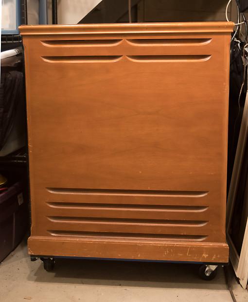 leslie 145 rotating speaker cabinet reverb. Black Bedroom Furniture Sets. Home Design Ideas