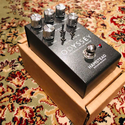 Hamstead Odyssey Intergalactic Driver - Boost Overdrive Distortion - As New for sale